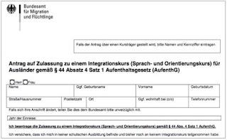 Auch auf der anderen Seite der Grenze gibt es Deutschkurse am Fließband und skandalöse Arbeitsbedingungen für die Lehrkräfte in Sprach- und Integrationskursen, die doch von so großer Bedeutung sind