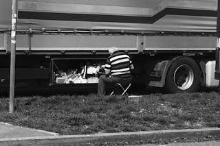 Die bewusst Vergessenen: Die Lkw-Fahrer bleiben bei der Reform des EU-Entsenderechts auf der Strecke